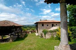 landelijke Huizen door RUBIO · BILBAO ARQUITECTOS