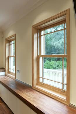 Wooden windows by Marvin Architectural
