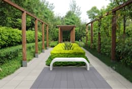 modern Garden by Modern Line