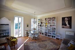 classic Living room by K.B. Ristrutturazioni