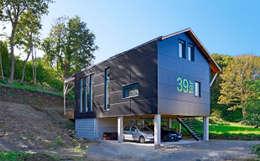 Bertin Bichet의  주택