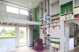 CANYON: Salon de style de style Moderne par Bertin Bichet