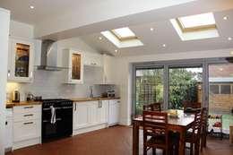 Projekty,  Kuchnia zaprojektowane przez London Building Renovation