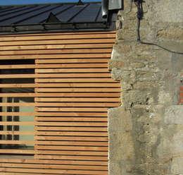 LEMON: Maisons de style de style Minimaliste par Bertin Bichet