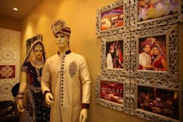 wedding studio:  Event venues by Ishita Joshi Designs - Love Living!