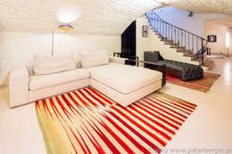 Walls & flooring by Beate von Harten Atelier für Textildesign