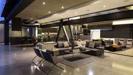 Terrace by Nico Van Der Meulen Architects