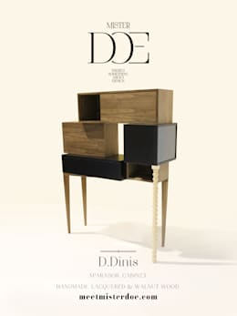 Livings de estilo moderno por Mr. Doe