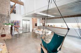 modern Dining room by lluiscorbellajordi