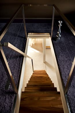 modern Bedroom by Jeżewska & Zakrawacz