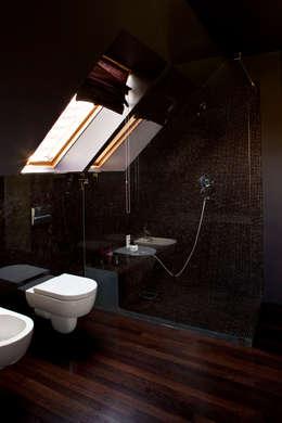 modern Bathroom by Jeżewska & Zakrawacz