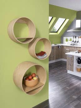 eclectic Kitchen by Kißkalt Designs
