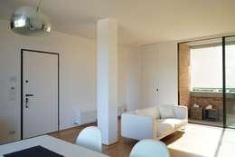 moderne Woonkamer door Andrea Gaio Design