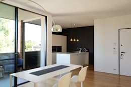 modern Dining room by Andrea Gaio Design
