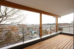 Terrace by アトリエdoor一級建築士事務所