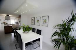 Studio HAUS: modern tarz Yemek Odası
