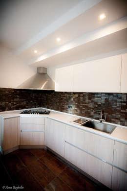 مطبخ تنفيذ Studio HAUS