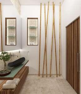 Perfecto design 의  화장실