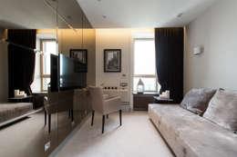 Men's apartment: Спальни в . Автор – Ольга Райская