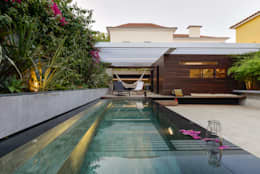 Projekty,  Basen zaprojektowane przez Ricardo Moreno Arquitectos