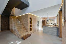 مطبخ تنفيذ Ricardo Moreno Arquitectos