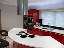 مطبخ تنفيذ PTC Kitchens
