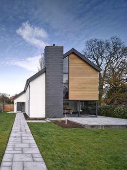 Casas modernas por ID Architecture