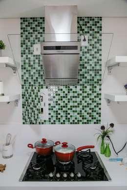 Projekty,  Kuchnia zaprojektowane przez Z3