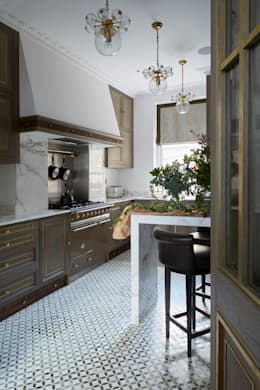 Fulham: modern Kitchen by Interior Desires