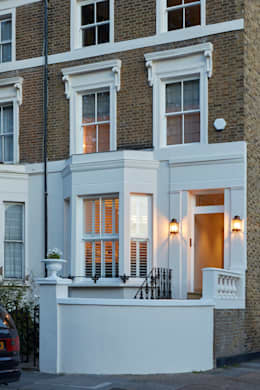 Fulham: modern Houses by Interior Desires