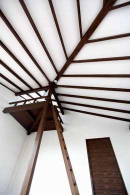 フィールド建築設計舎의  침실