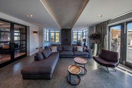 Гостиная в . Автор – Medie Interieurarchitectuur