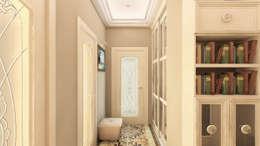 classic Corridor, hallway & stairs by DEMARKA
