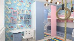 غرفة الاطفال تنفيذ DEMARKA