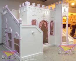 Chambre d'enfants de style  par camas y literas infantiles kids world