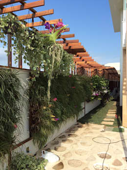 modern Garden by maispaisagem