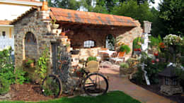حديقة تنفيذ Antik-Stein