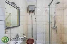 Воспоминание о прошлом: Ванные комнаты в . Автор – Dara Design