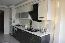 Projekty,  Kuchnia zaprojektowane przez ACS Mimarlık