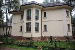 Дворянский особняк: Дома в . Автор – Designer Olga Aysina