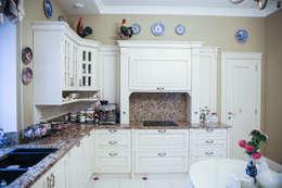 مطبخ تنفيذ Designer Olga Aysina