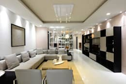 Residential Apartment, Hyderabad:   by Mohan Consultants