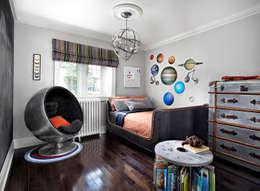 غرفة الاطفال تنفيذ ANNA DUVAL