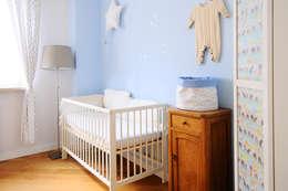Mieszkanie? Naturalnie! - pokój dziecięcy: styl , w kategorii Pokój dziecięcy zaprojektowany przez IDeALS   interior design and living store