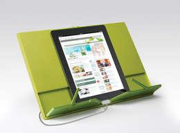 Подставка для кулинарной книги CookBook™ складная зеленая: Кухня в . Автор – Enjoyme