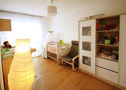 غرفة الاطفال تنفيذ Kathameno Interior Design e.U.