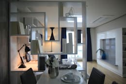 two room : design seoha의  다이닝 룸