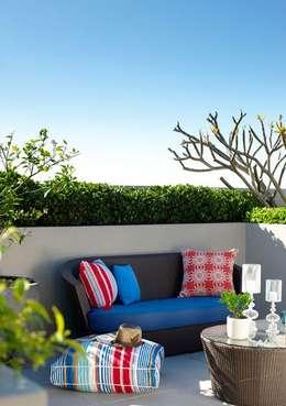 Murs en fibre de verre et polyester: Jardin de style de style Moderne par SO GARDEN