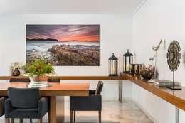 Comedores de estilo mediterraneo por Laura Yerpes Estudio de Interiorismo