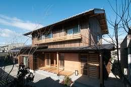 บ้านและที่อยู่อาศัย by shu建築設計事務所